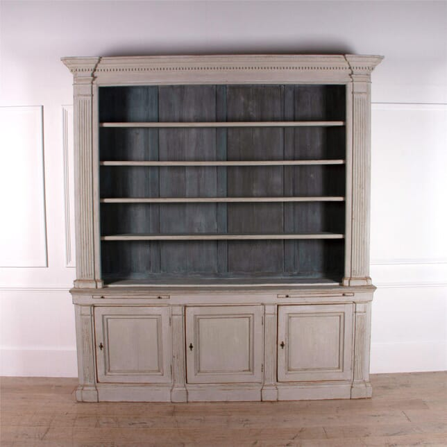 Architectural English Bookcase BK0462205