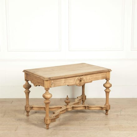 French Oak Centre Table TC047658
