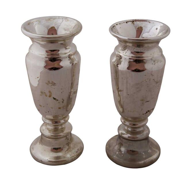 Pair of Mercury Glass Vases DA7158866