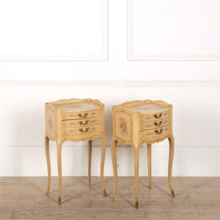 Pair Of Italian Nightstands BD157034
