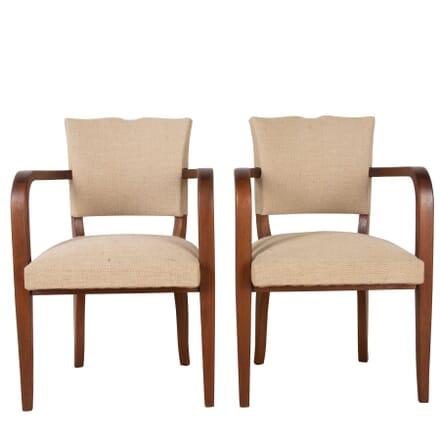 Pair of Vintage Bridge Chairs CH1560381