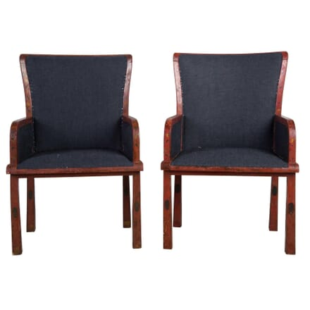Pair of Chinoiserie Chairs CH4155071