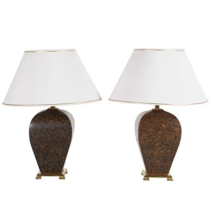 Pair of Lamps from The Grosvenor Hotel LT7360592