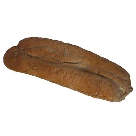 Trompe L'Oeil Pottery Bread Loaf DA015667