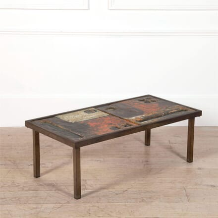 Cloutier Brothers Ceramic Top Low Table CT2962128