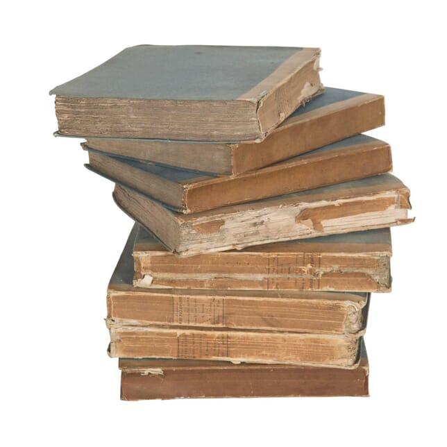 Eight 19th Century German Books DA4412321