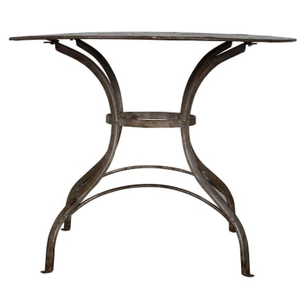 French Painted Garden Table GA203738