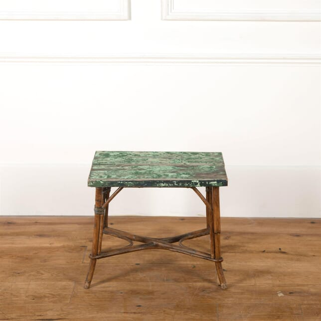 Small Painted Side Table TC287365