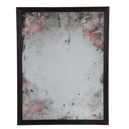 Floral Textile Mirror by Huw Griffith MI9959279