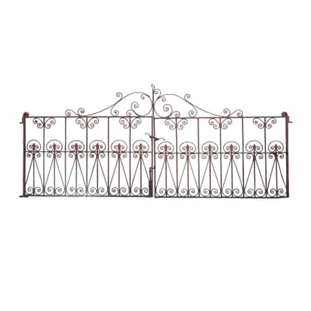 Pair of 19th Century Driveway Gates GA4255370