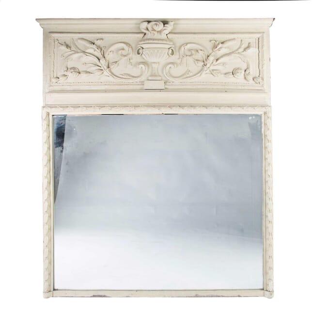 19th Century French Trumeau Mirror MI5457973