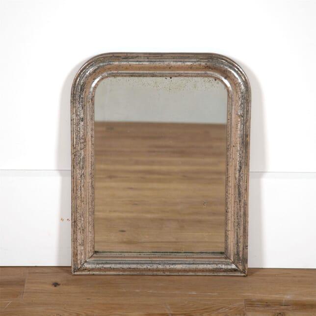 Silver Louis Philippe Mirror MI7161157