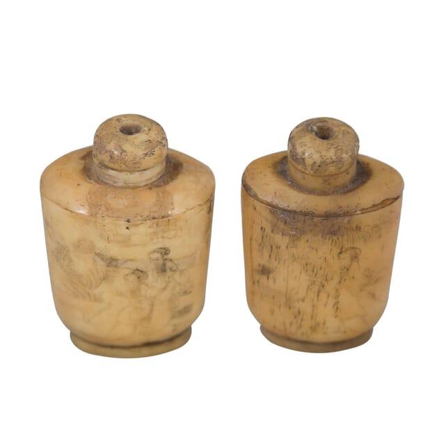 Pair of Chinese Snuff Bottles DA9055717