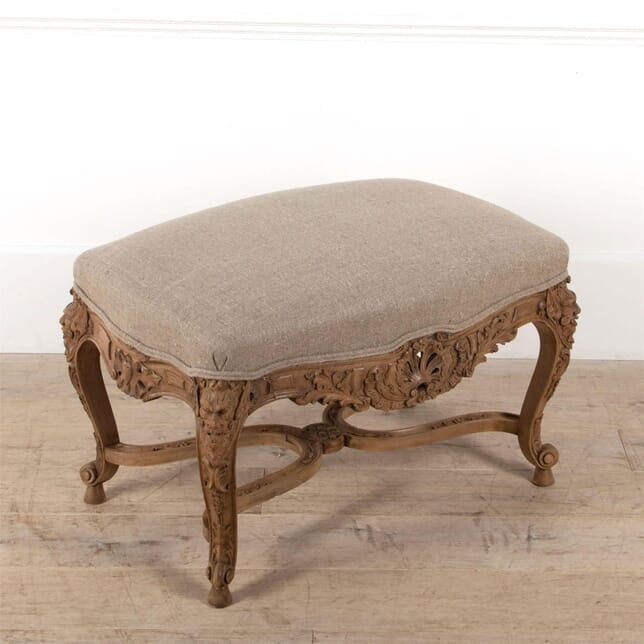 French Walnut Stool ST4861491