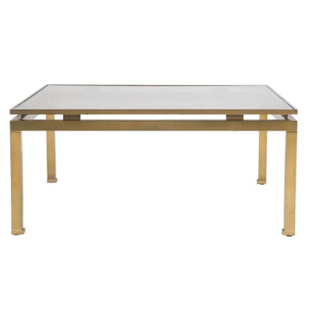 Brass Coffee Table by Guy Lefevre CT3010215
