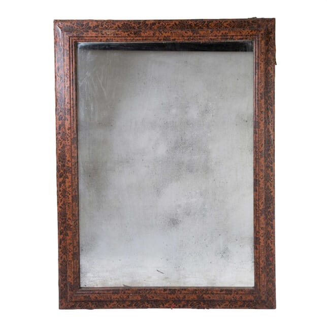 Large Mirror with Papered Frame MI5558069