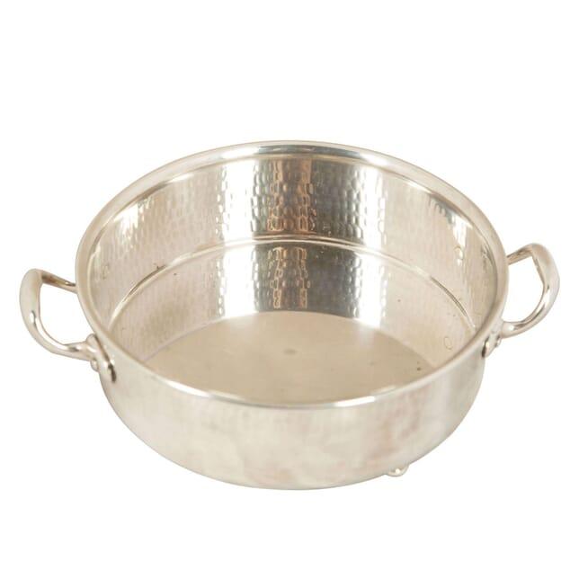 Christian Dior Silver Plate Bowl DA1560859