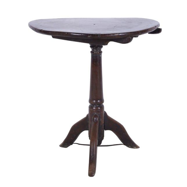 18th Century Oak Tripod Table TC1060306