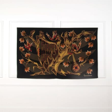 Tapestry in the Manner of Jean Lurçat RT3061921