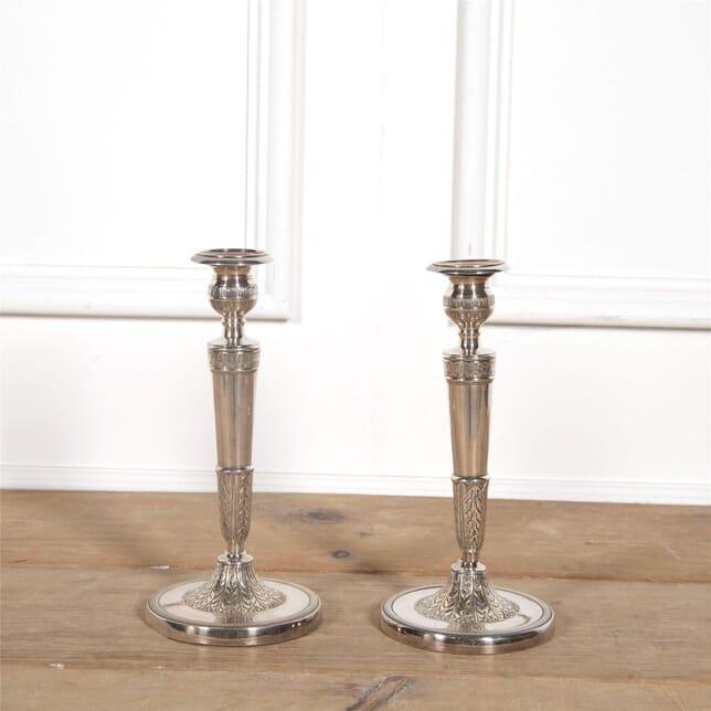 Neo-Classical Revival Candlesticks LT1561859
