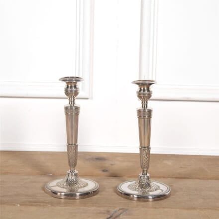 Neo-Classical Revival Candlesticks LT1561859