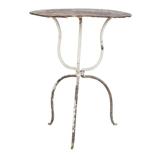 French 19th Century Garden Table GA2056626