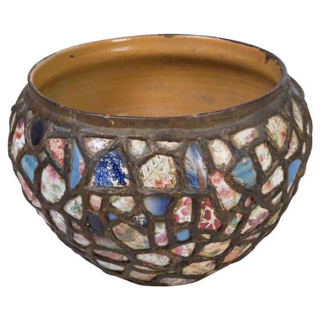 French Mosaic Pot DA5558034