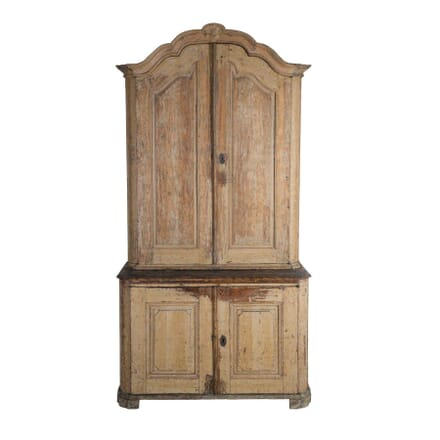 Rococo Period Swedish Cupboard CU0159143