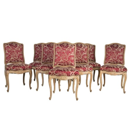 Set of 8 Dining Chairs CH5255667