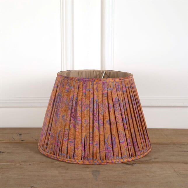 45cm Orange Lampshade LS6661371