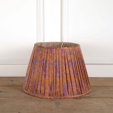 45cm Orange Lampshade LS6661371