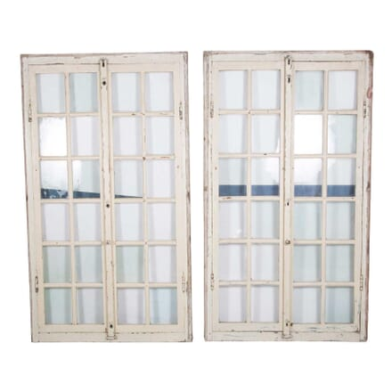Pair of 19th Century French Windows GA3759103