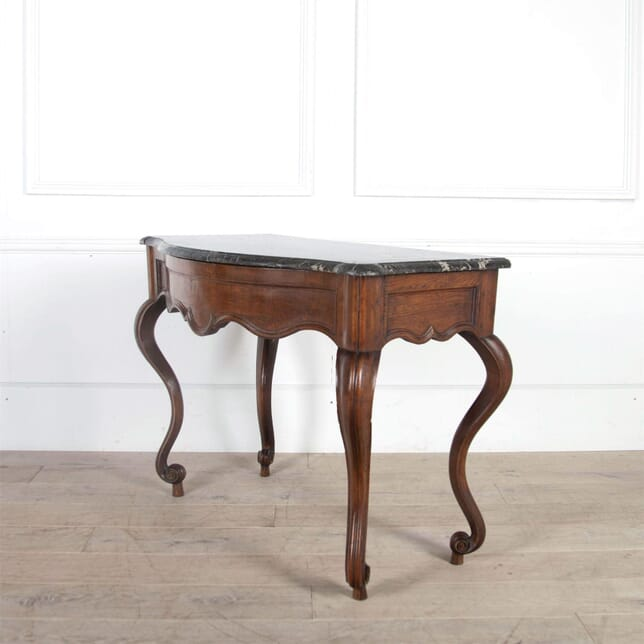 18th Century French Oak Console CO0161201