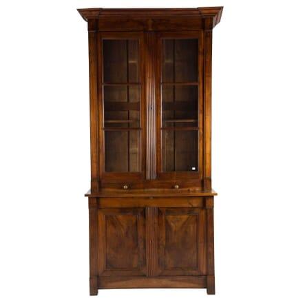 Walnut Glazed Cabinet BK1711865