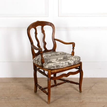 French Provincial Side Chair CH287303