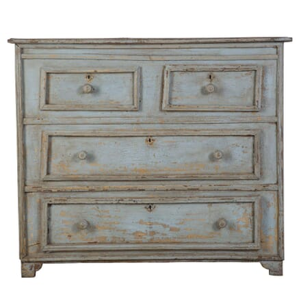 Early 19th Century Painted Chest CC017661