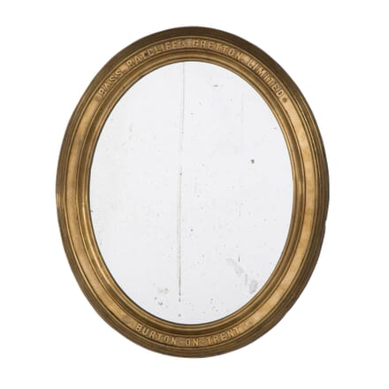 Brass Brewers Mirror MI153673