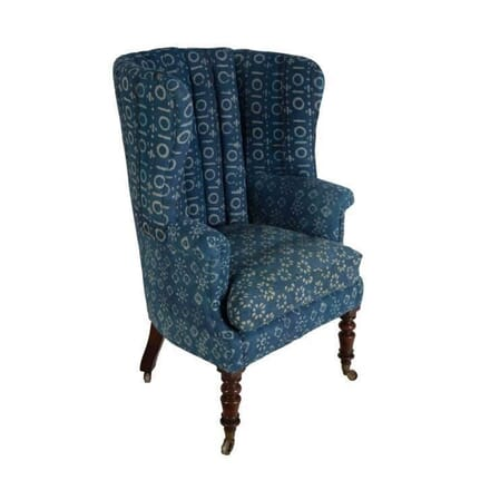 19th Century Barrel Back Armchair CH2355479