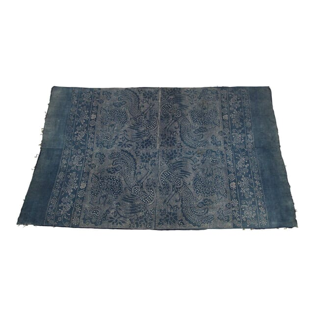 Chinese Batik Bed Cover RT0157431