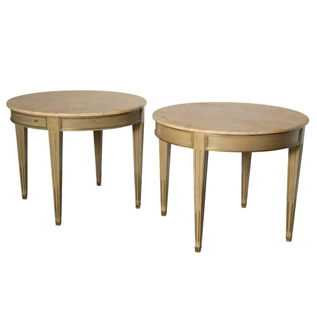 Pair of 20th Century Bistro Tables TD5255771