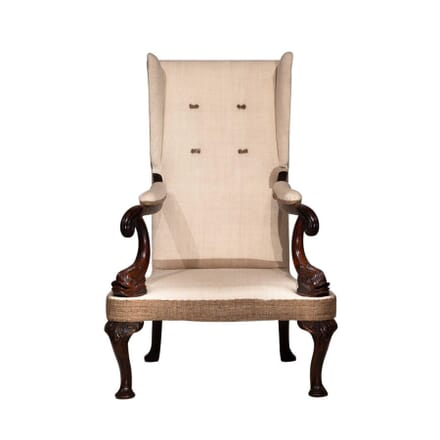 19th Century Rosewood Chair CH0660337