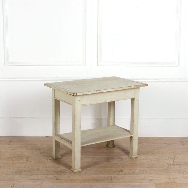 Two Tier Farmhouse Kitchen Table CO287314