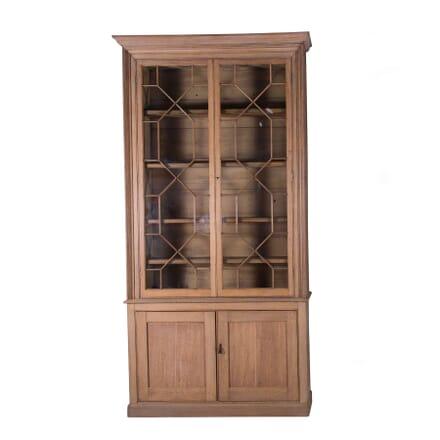19th Century Oak Bookcase BK1061665
