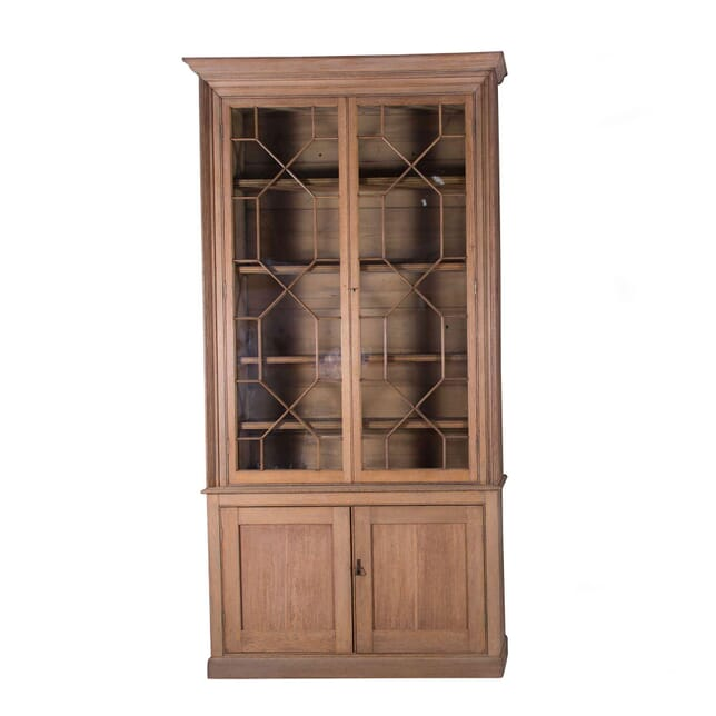 19th Century Oak Bookcase BK1061665