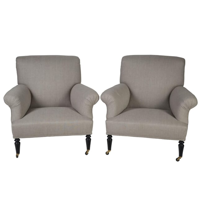 Pair of French Armchairs CH1753764
