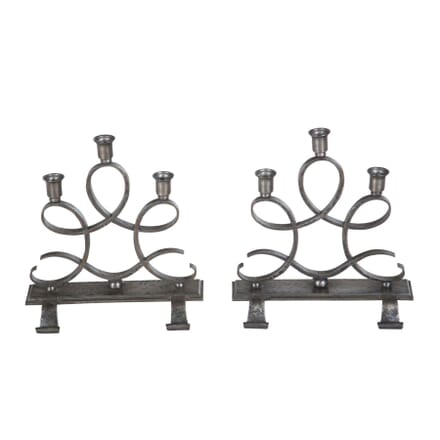 Pair of Candlesticks by Charles Piguet DA3057031