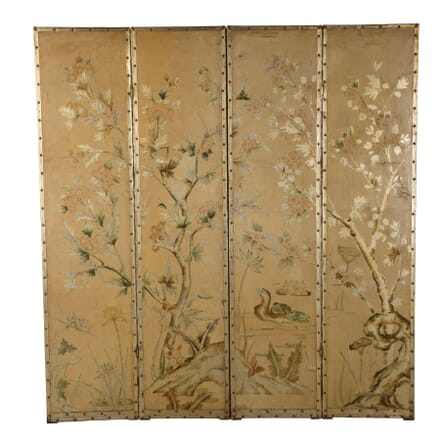Chinoiserie Folding Screen OF9059690