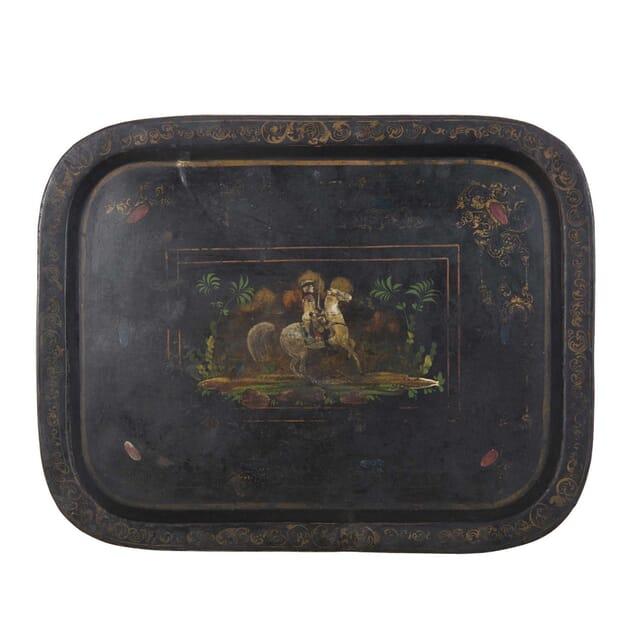 Charming Tole Tray DA1556481