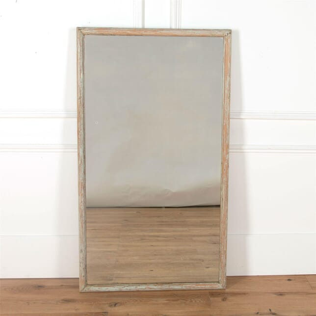 French Dry Scraped Bistro Mirror MI4562368