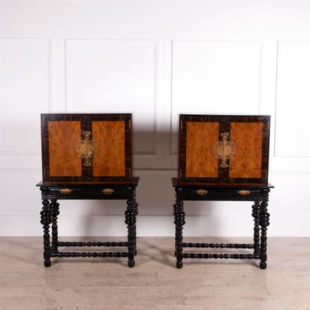 Pair of 20th Cenutry Cabinets By Waring & Gillow CC2362648
